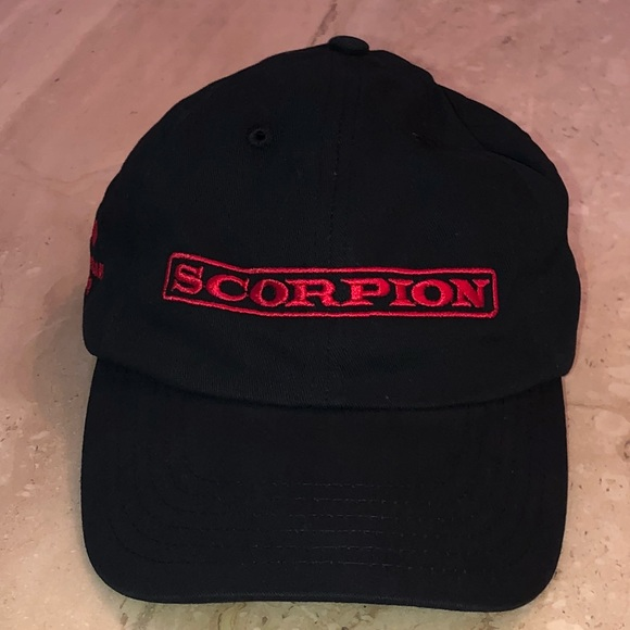 14b1d752270 Drake Scorpion Hat Tour Collab Limited Edition